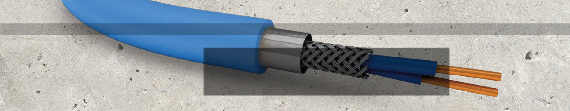 In-Slab Heating Cable
