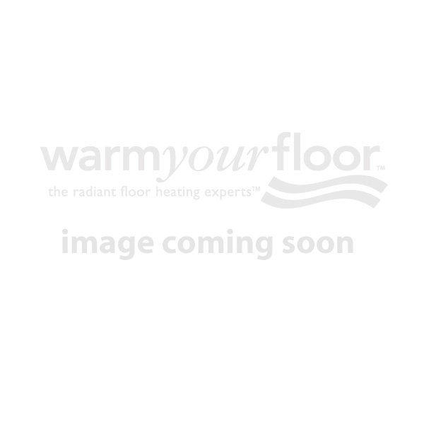 SunTouch TapeMat · 25 Sq Ft Radiant Floor Heating Kit (120V)