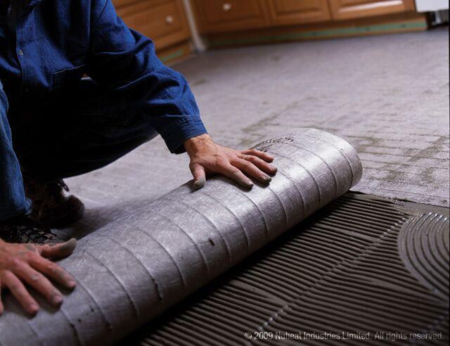 Standard Floor Heating Mats
